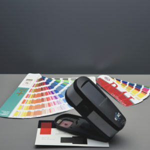 Colour matching RAL PMS